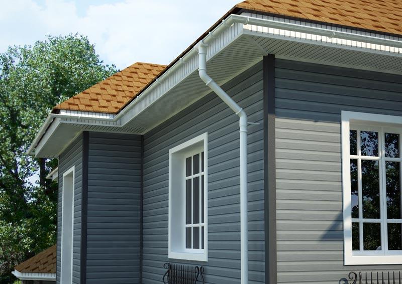 отделка деревянных домов, external finishing