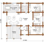 проект дома 113 кв.м