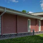 деревянный дом 138 кв.м