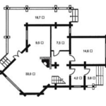 деревянный дом 140 кв.м
