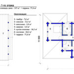 проект дома 157 кв.м