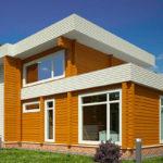 деревянный дом 173 кв.м