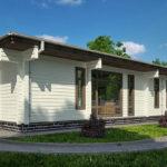 деревянный дом 181 кв.м