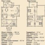 проект дома 196 кв.м