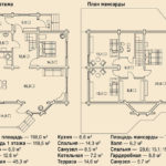 проект дома 198 кв.м
