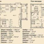 проект дома 208 кв.м