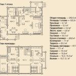 проект дома 219.9 кв.м