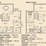 проект дома 255.9 кв.м