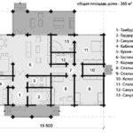 проект дома 265 кв.м