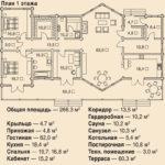 проект дома 266 кв.м