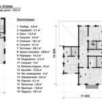 проект дома 325 кв.м