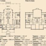 проект дома 389 кв.м