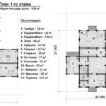 проект дома 550 кв.м