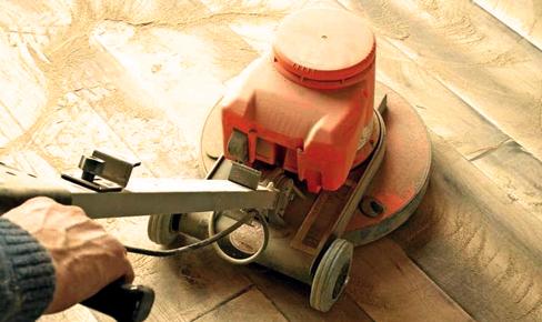 шлифовка полов, floor grinding