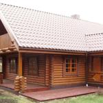 Деревянный дом 121 кв.м.