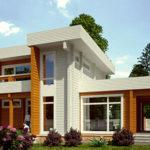 деревянный дом 172 кв.м, glued beam house 172 m2