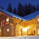 деревянный дом 255.9 кв.м, rounded log house 255 m2
