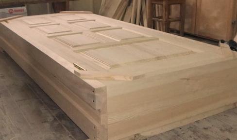 door frame3 - Монтаж окон и дверей в деревянном доме