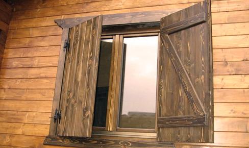 jalousie - Монтаж окон и дверей в деревянном доме
