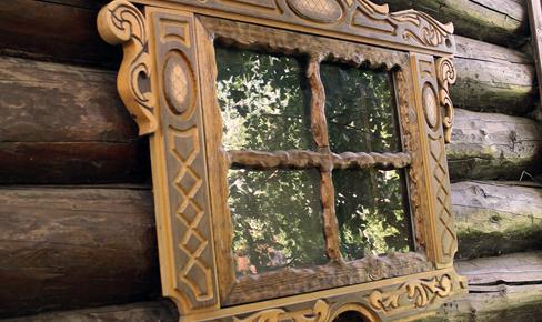 platband 2 - Монтаж окон и дверей в деревянном доме