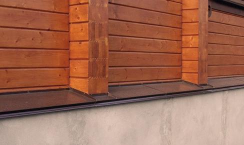 reflux - Монтаж окон и дверей в деревянном доме