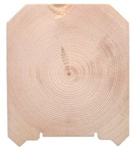 Профилированный брус камерной сушки