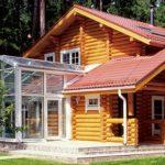 Деревянный дом 103 кв.м.