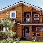Деревянный дом 135 кв.м
