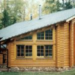 Деревянный дом 141 кв.м