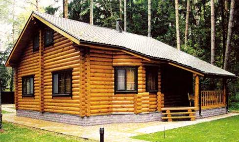 Деревянный дом 164.4 кв.м